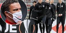 Trainings-Skandal: Werden auch LASK-Spieler bestraft?