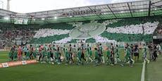 Fan-Ranking: Rapid ist der beliebteste Fußballverein