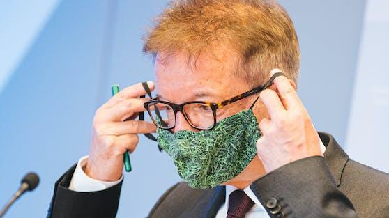 Linz-Bürgermeister Luger und Wels-Bürgermeister Rabl kritisieren die Corona-Ampel von Minister Rudi Anschober (Grüne).