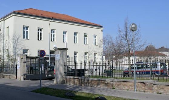 Das Erstaufnahmezentrum in Traiskirchen