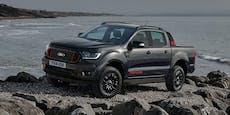 Streng limitertes Sondermodell: Ford Ranger Thunder