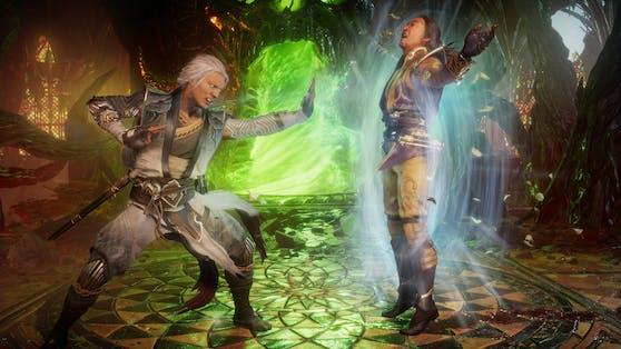 "Fujin trifft auf Shang Tsung:""Aftermath"" folgt aber nicht stur dem roten Story-Faden, sondern zeigt uns auch Nebenschauplätze"