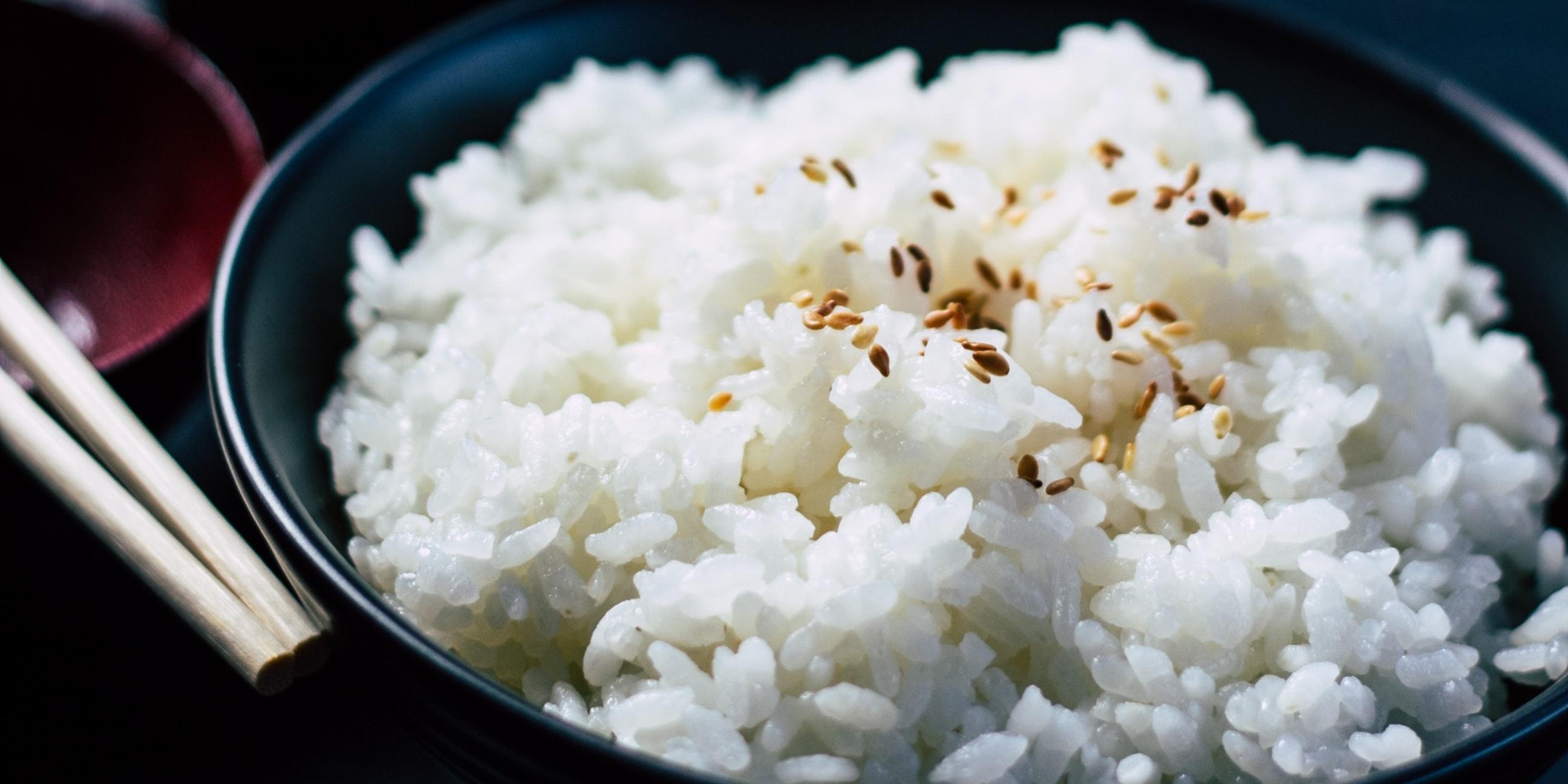 Mit diesem Trick hat Reis weniger Kalorien