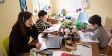 Kinderarzt enthüllt: So leiden Schüler im Homeschooling