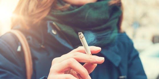 Raucher sind durch Corona mehr gefährdet.
