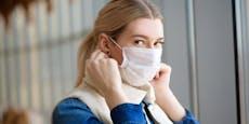 Ärzte warnen vor Schutzmasken bei Sommerhitze