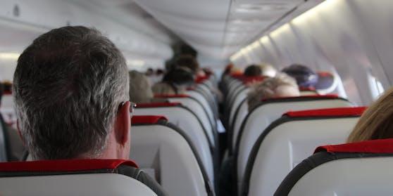 Flugbegleiterin der AUA-Maschine positiv auf Corona getestet