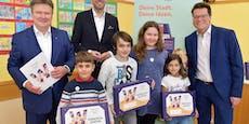Wien: Eine Million Euro für Kinder- und Jugendprojekte