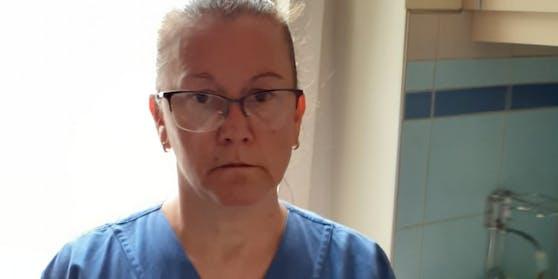 Hat Hausverbot: Tochter Petra Rosenfeld