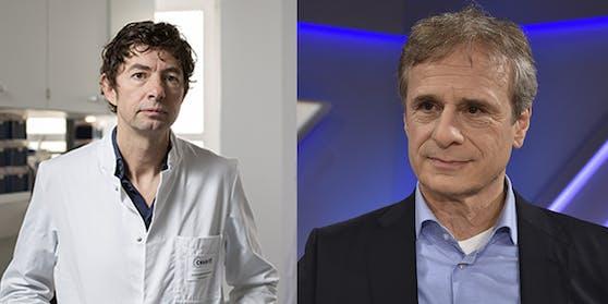 Match der Virologen: Christian Drosten vs. Alexander Kekulé