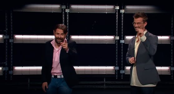 Joko und Klaas veranstalteten eine Corona-Call-In-Sendung.