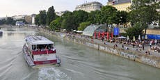 Wien will Gastrofläche am Donaukanal zwangsräumen