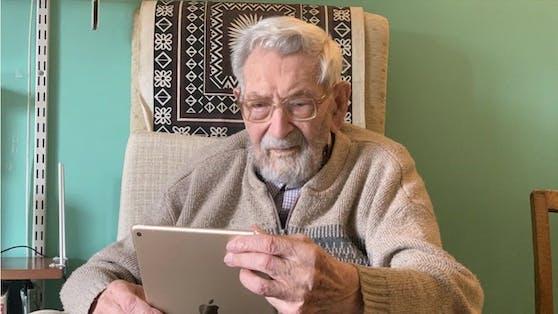 Bob Weighton war der älteste Mann der Welt. Nun starb er mit 112 Jahren.