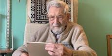 Ältester Mann der Welt stirbt mit 112 Jahren