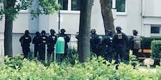 """Fette """"Beute"""" für Polizei bei Drogen-Razzia"""