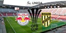 Alle Infos zum Cup-Finale Salzburg gegen Lustenau