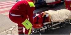 Wienerin erfasst 70-Jährige auf Zebrastreifen