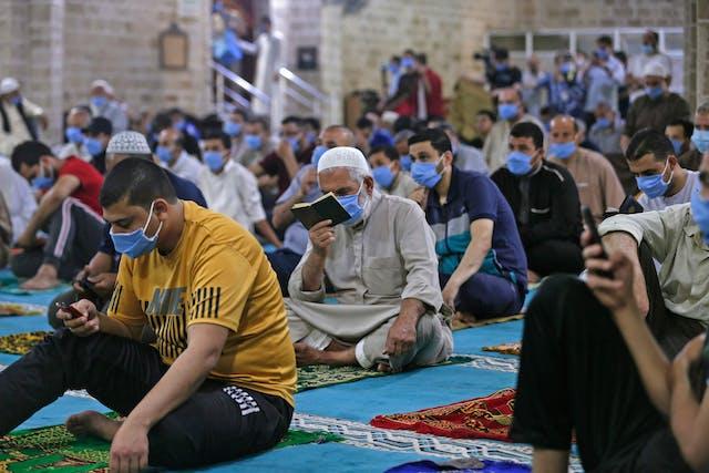 Muslime dürfen ab sofort wieder zum Freitagsgebet - Österreich ...