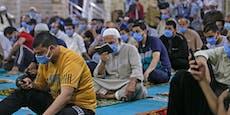 Muslime dürfen ab sofort wieder zum Freitagsgebet