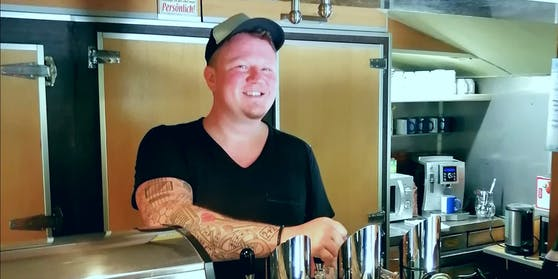 Vom Austropop zum Gastro-Job: Der Wiener Musiker Manuel C. Pache macht aus der Corona-Not eine Tugend