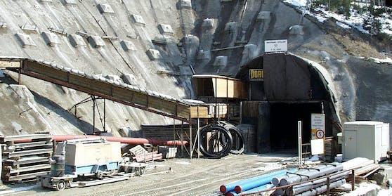Samstagfrüh ereignete sich beim Semmering-Basistunnel ein tödlicher Arneitsunfall