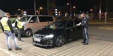 Aktion scharf gegen Tuning-Szene in Salzburg