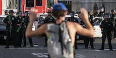Was, wenn in den USA die Polizei aufgelöst würde?