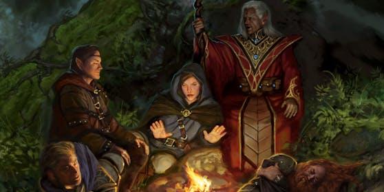 """""""Dungeons & Dragons"""" ist seit mehr als 40 Jahren auf dem Markt."""