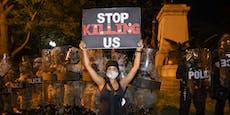 Tausende demonstrieren in Wien gegen Rassismus