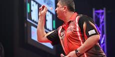 Suljovic verliert und stürzt in der Weltrangliste ab