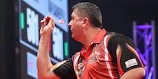 Darts-Superstars kommen im November nach Österreich