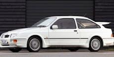 Ford Sierra RS Cosworth: Überflieger mit Überflügel