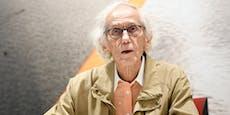 Aktionskünstler Christo mit 84 Jahren gestorben