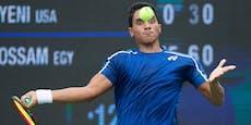 Tennis-Talent lebenslang für Turniere gesperrt