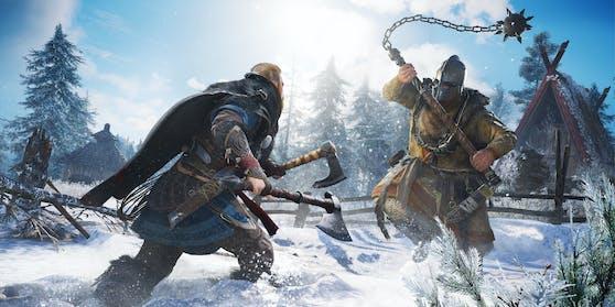 Assassin's Creed Valhalla setzt klar auf Action.