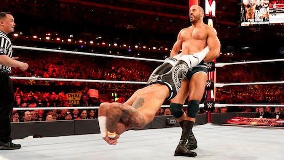 WWE-Star Cesaro
