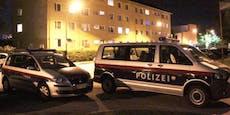 Wiener Autofahrer gast an, überfährt fast Polizistin