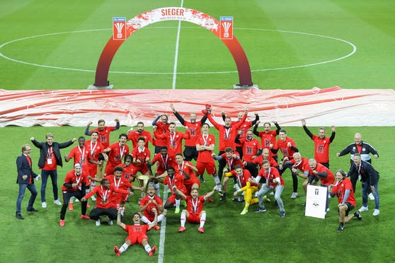 Salzburg jubelt über den Cup-Finalsieg
