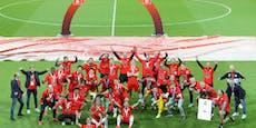 Cup-Finale brachte dem ORF schwache TV-Quote