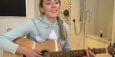 Ski-Ass Shiffrin zeigt erneut ihr Talent als Musikerin