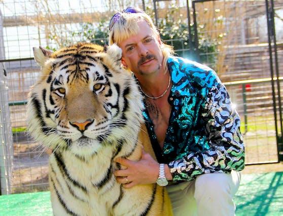 """Joe Exotic aus """"Tiger King"""""""