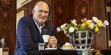 """Wilder Miet-Streit um Cafés """"Landtmann"""" und """"Mozart"""""""