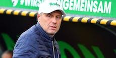 Motorrad-Unfall! Bundesliga-Coach schwer verletzt