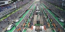 Trotz Corona: Brasilien plant Formel 1 mit Fans