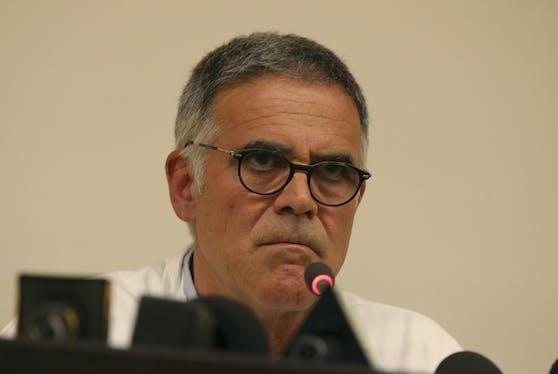 Mit seinen Aussagen sorgte Zangrillo für Aufsehen.
