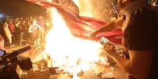 Bürgerkriegs-Zustände in den USA befürchtet