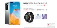Maximale Konnektivität mit den Huawei-Technologien