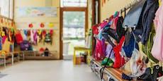 Eltern sollen Kleine nicht mehr in Kindergarten bringen