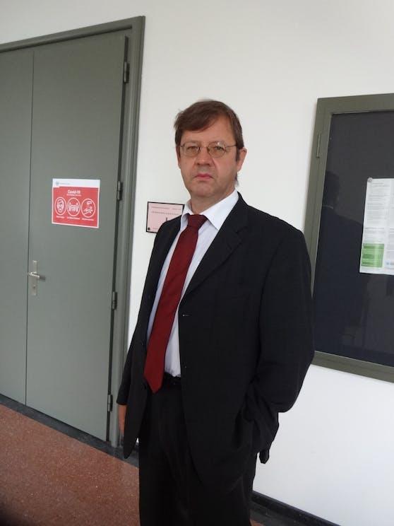 Anwalt Robert Schwarz plädierte für glatten Freispruch