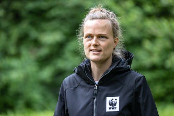 """Sie wurde von Geisler als """"widerwärtiges Luder"""" bezeichnet: Marianne Götsch vom WWF"""